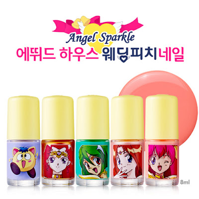 Etude House Angel Sparkle LIMITED EDITION, review Etude House 2016, jual etude house murah, jual etude house original, chibis etude house korea, katalog etude house, harga etude indonesia, jual etude semarang, chibis prome, chibis etude original, etude free sample