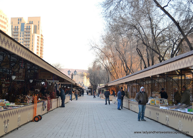 Vernissage Market in Yerevan