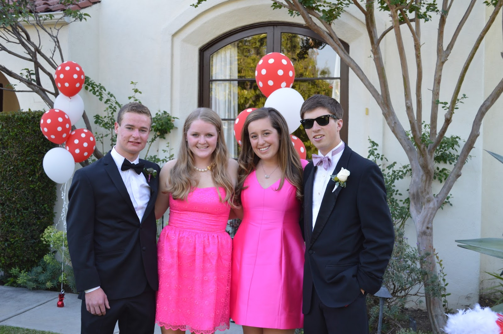 Lauren And Her Date Brady With My Henry I