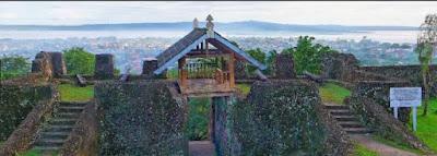 Benteng istana Buton Kendari