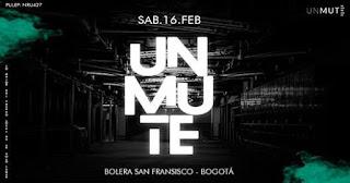 Fiesta Electrónica UNMUTE | Bolera de San Francisco