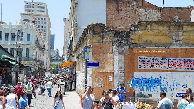 City Center, Rio de Janeiro, Brazil