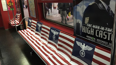 Man in the High Castle Subway