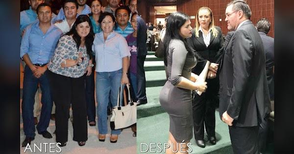 Diputada del PAN sufre metamorfosis de su Duraznito gracias al erario (+FOTOS)