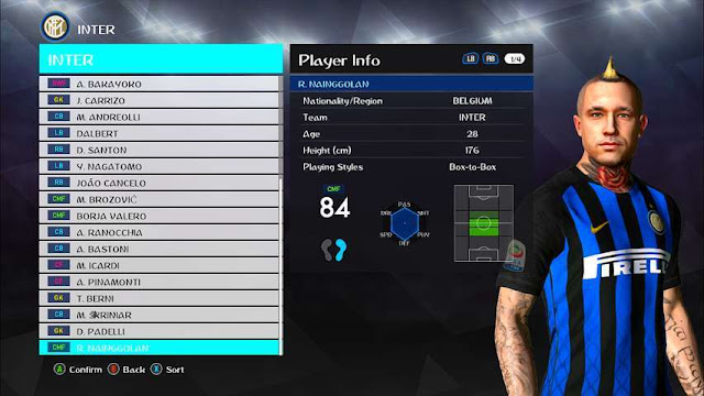 Option file Update For PTE Patch Patch 6.1 PES 2017