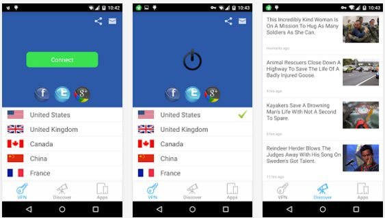 9 Aplikasi VPN Terbaik Dan Gratis Di Android