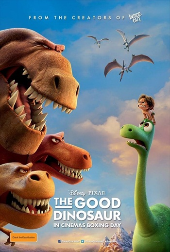 The Good Dinosaur 2015 Full Movie Download