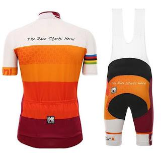 Jersey Sepeda Santini Impor (Rp.385.000) - BINTANG JAYA BIKE