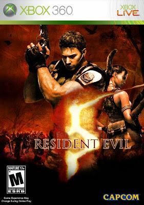 Resident Evil 5 Legendado PT-BR (JTAG/RGH) Xbox 360 Torrent