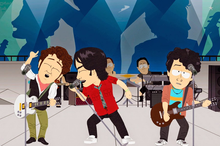 15 estrelas da música que já apareceram no South Park - Igor Miranda
