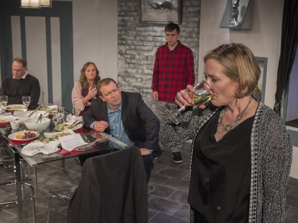 Late Company, Trafalgar Studios | Review
