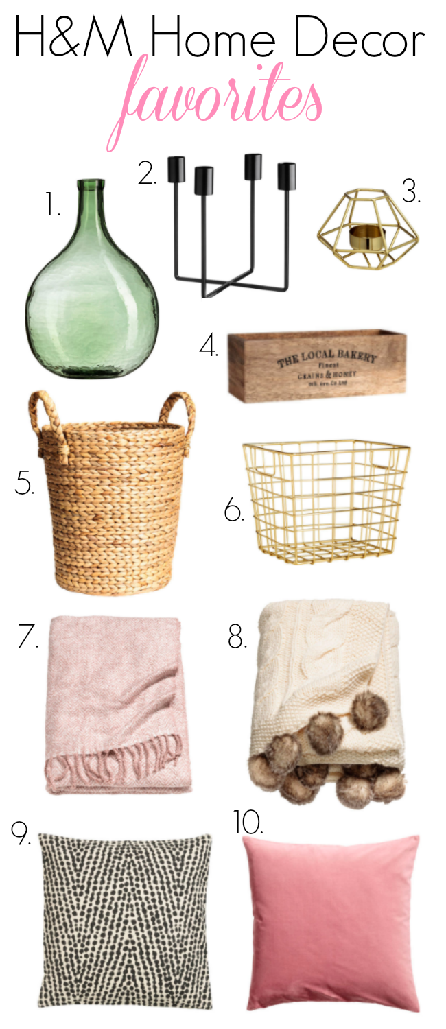H&M Home Decor Finds