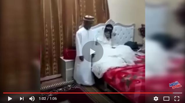 Geger Video Kakek 80 Thn Nikahi Gadis 12 Tahun, Pengantin Wanita Pasrah di Ranjang saat Didekati Suami..aduh
