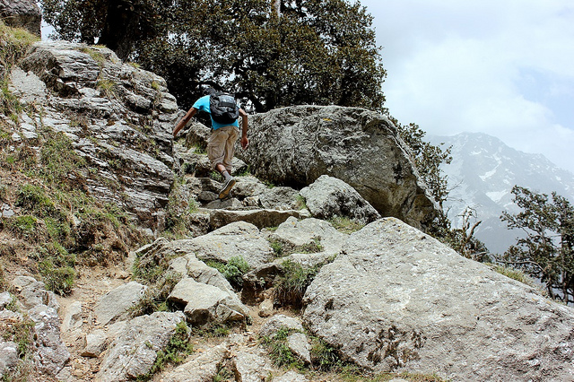 Triund - Ilaqa Trek from Mcleodganj