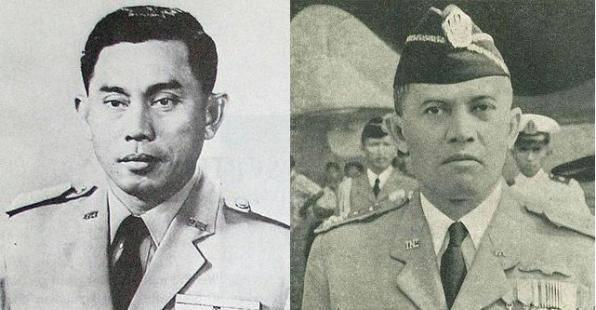 Catatan Sejarah Persahabatan Jenderal Nasution yang Puritan Dan A.Yani yang Flamboyan