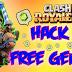 Hack gratis para clash royale GEMAS