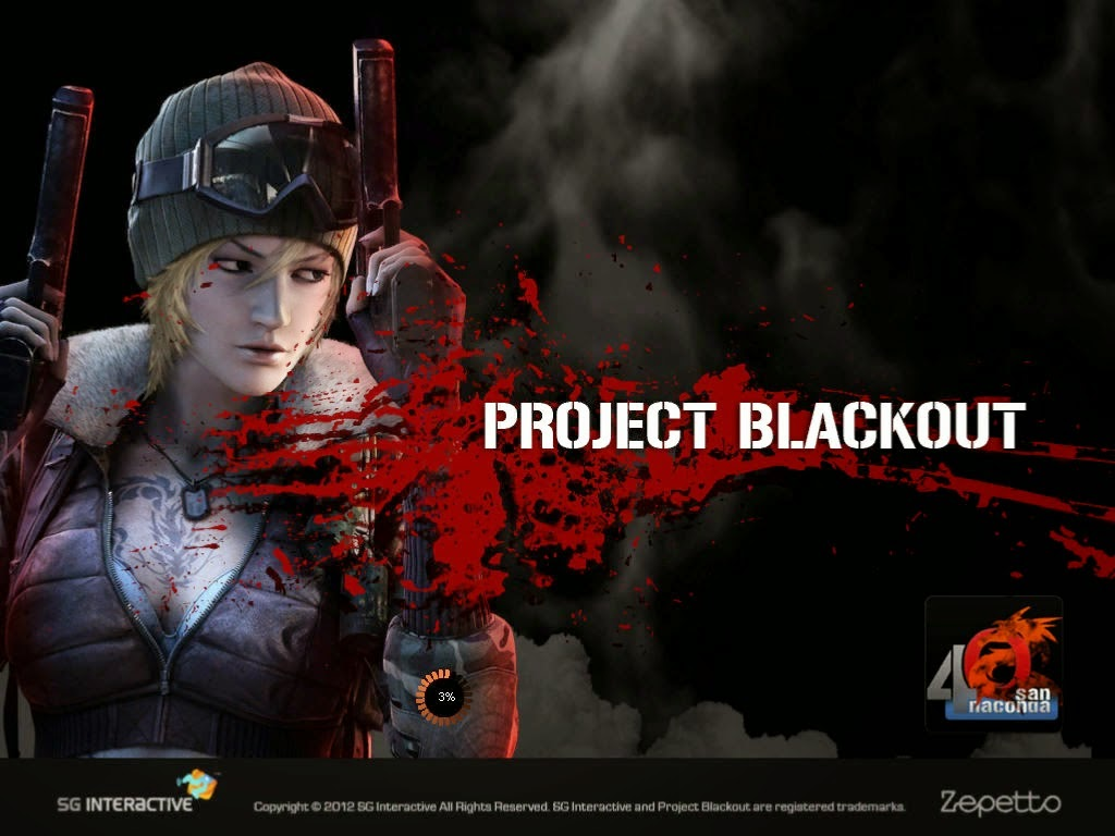 Project Blackout: Point Blank