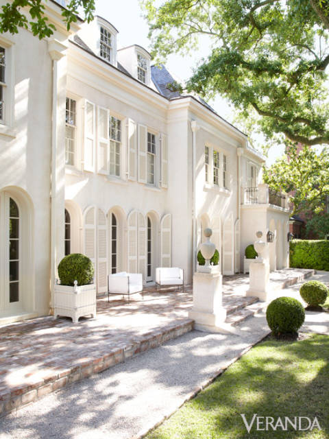 image result for houston French inspired home of designer Pamela Pierce editor Milieu