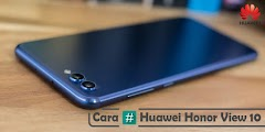 Cara Root Huawei Honor View 10