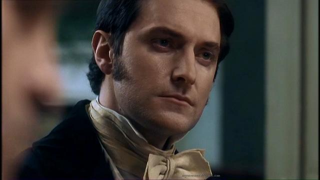 Richard Armitage jako pan Thornton