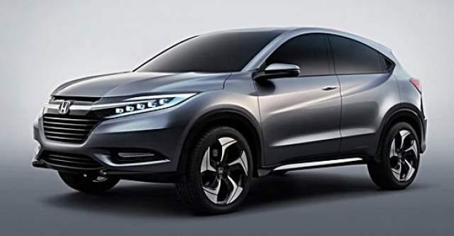 Honda Hr V 2018 Review Redesign Specs Price