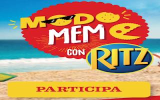 [Sorteo] Promo Ritz - #ModoMeme - Modo Meme