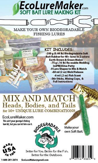 Eco-Friendly Lure Kit