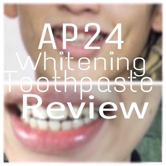 Another Whitening Toothpaste? NO. IT'S DIFFERENT! :)