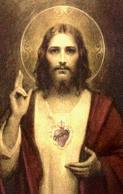 mystics of the church novena to the sacred heart of jesus