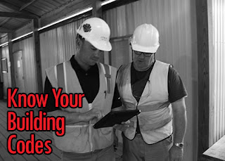 Local building code for modular building