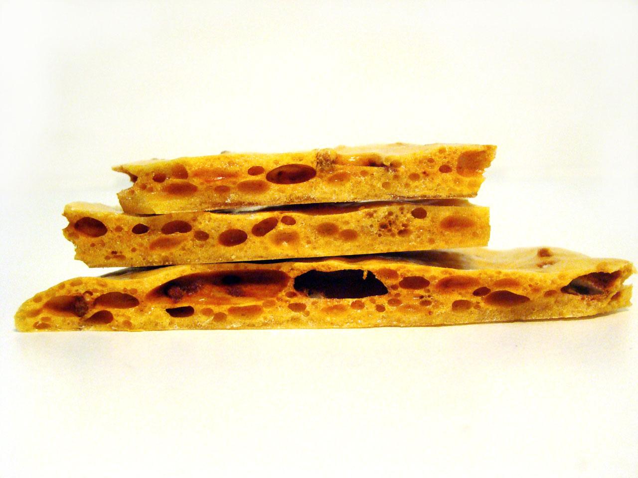 Caramelo Honeycomb