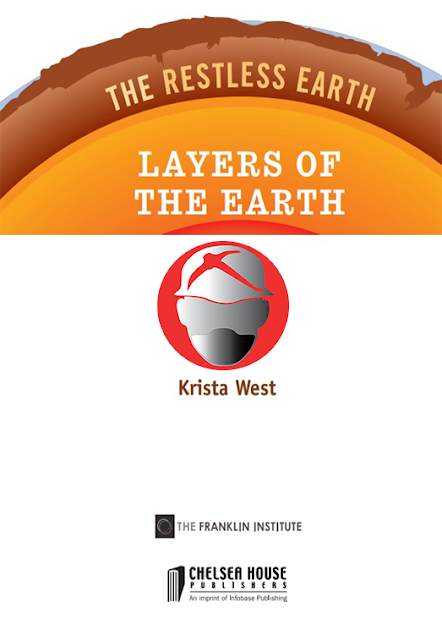 Layers of the Earth By Krista West
