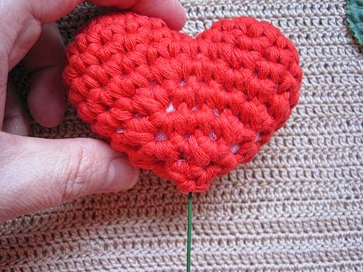 Modeles Gratuits Coeur St Valentin En Crochet