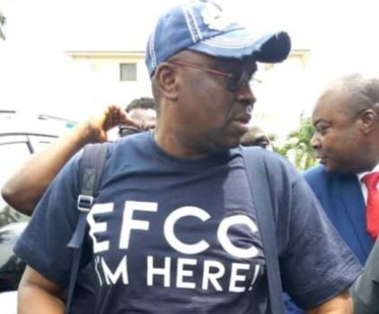 """""""Fayose Won't Succumb to EFCC's Media Trial, His Will Remains Strong"""" – Aide, Lere Olayinka"""