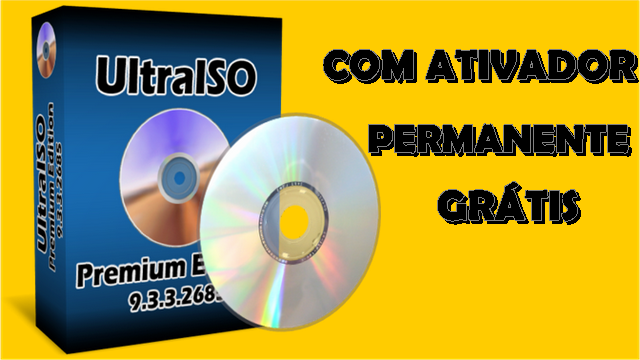 ULTRA ISO PREMIUM SERIAL ATIVADOR