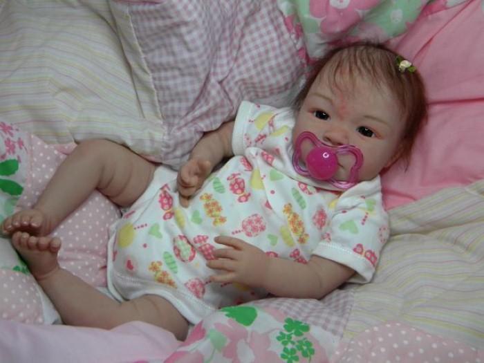 Куклы младенцев от Glenda Ewart 18