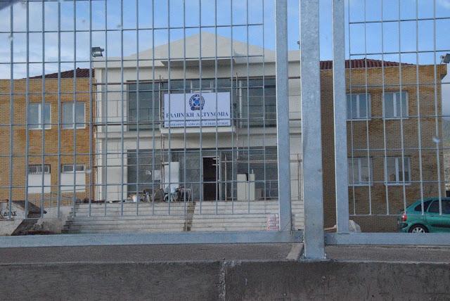 Αναβάλλονται τα εγκαίνια του αστυνομικού κτιρίου που έχουν προγραμματιστεί για την Τετάρτη 31 Ιανουαρίου 2018