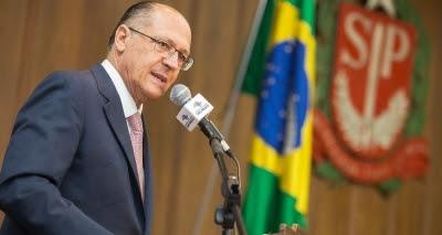 Alckmin prestou depoimento ao STJ em sigilo