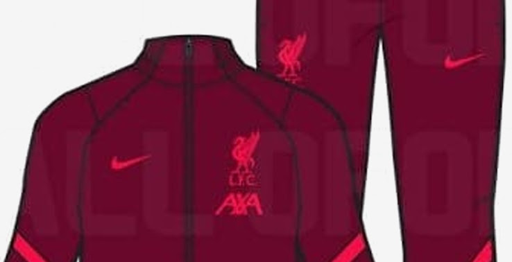 Nike Liverpool 21 22 Training Kit Leaked To Be Released In 15 Months Footy Headlines