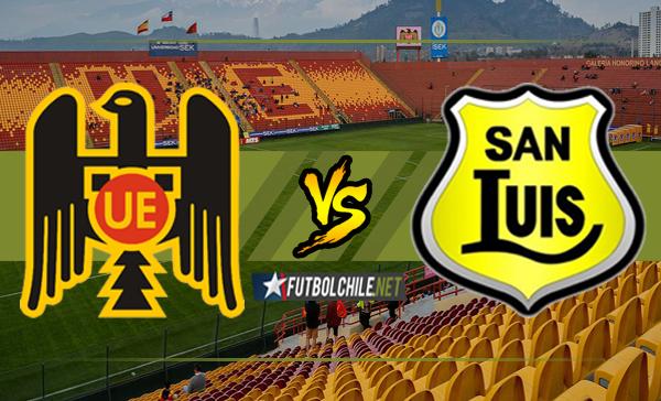Unión Española vs San Luis