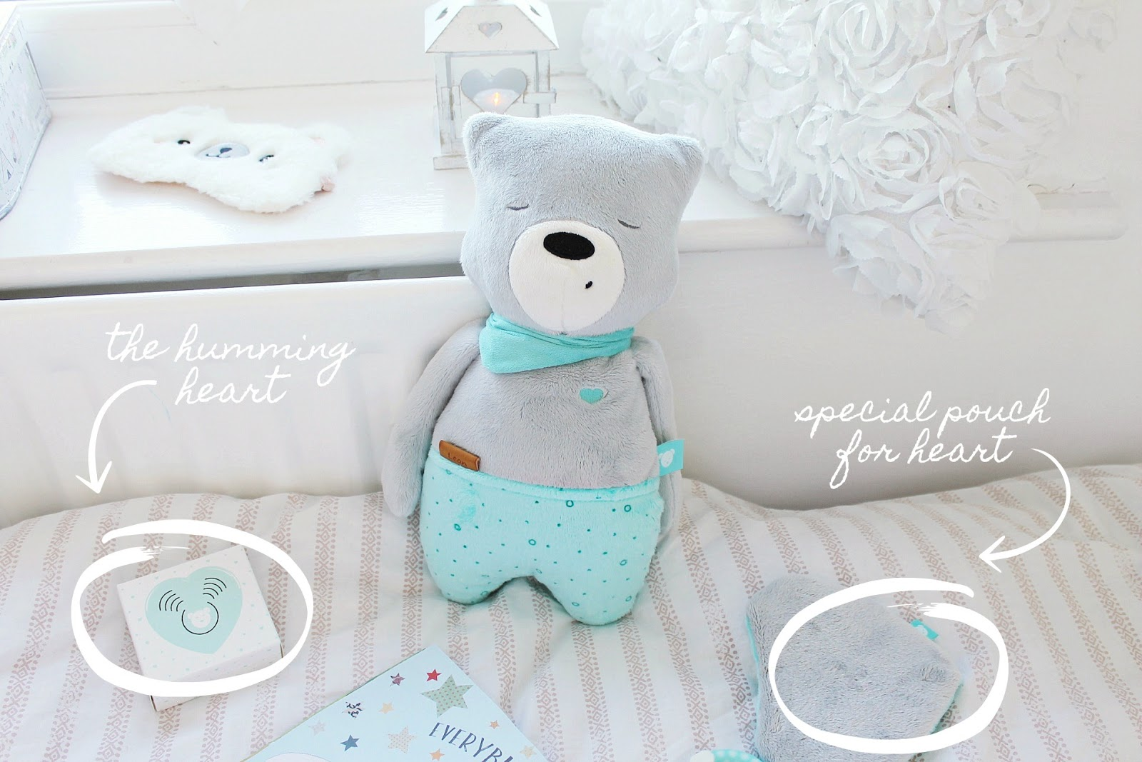 My Hummy newborn baby toddler sleep aid white noise toy review