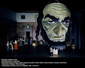 Wagner's Die Meistersinger von Nürnberg at the Bayreuth Festival (Photo Enrico Nawrath)