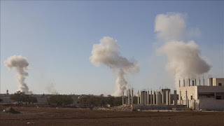 Serangan Udara Rezim Syiah Suriah Tewaskan 11 Orang di Idlib
