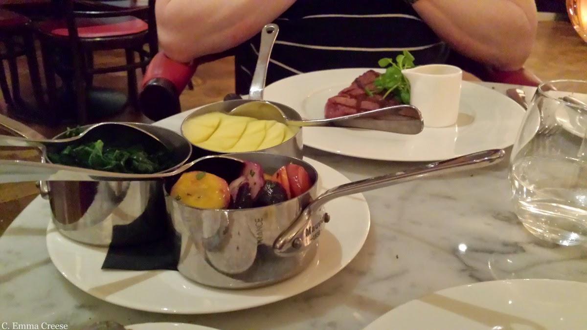 108 Marylebone Brasserie - Restaurant Review