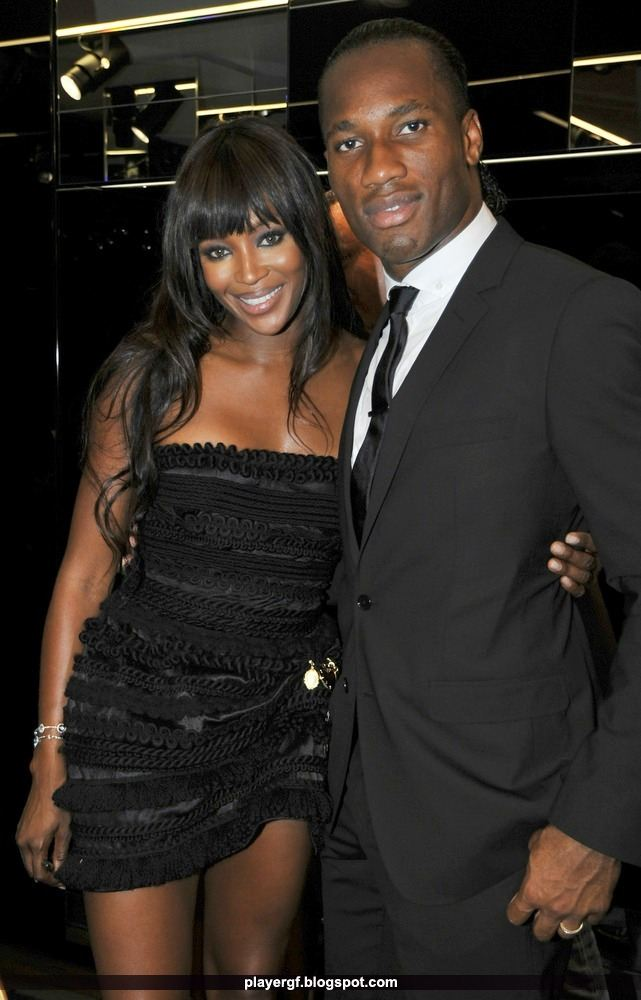 Didier Drogba Wife Pictures I