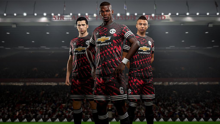 the latest 4a1e2 10705 Adidas x EA Sports Manchester United, Real Madrid, Bayern ...