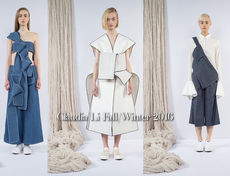 Inspection Report: Claudia Li Fall/Winter 2016