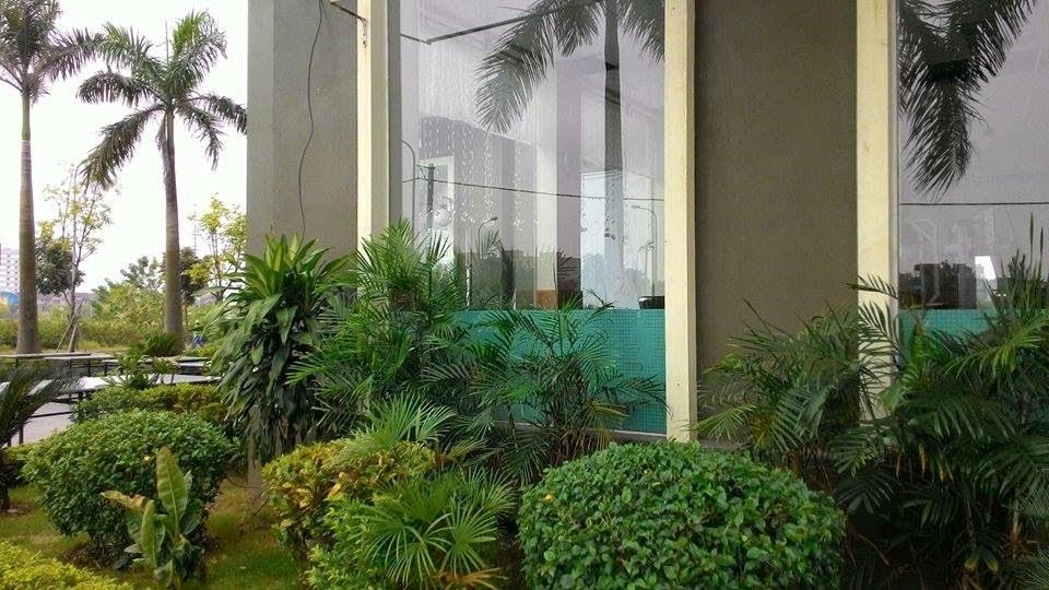 Chung cư Green Tower - Sài Đồng