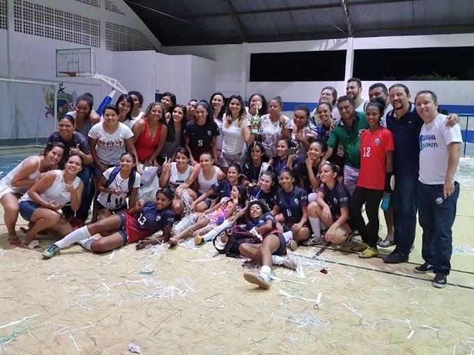 COORDENAÇÃO DE JUVENTUDE: Realizada com sucesso a 1ª COPA VERDE de Futsal em Caxias