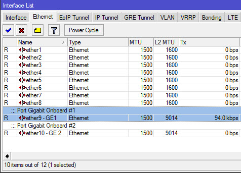 "Solusi Interface Ethernet Status Selalu ""R"" Running – Pusat Pengetahuan"